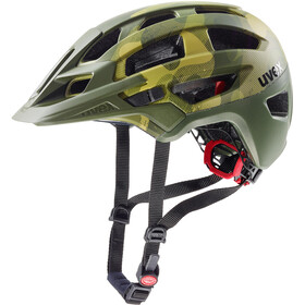 UVEX Finale 2.0 Casco, camouflage mat